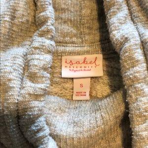 Isabel Maternity by Ingrid & Isabel Tops - Cowl neck sweatshirt